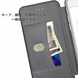 Eonfine-正規品 iPhone 7 Plus 用 ケース 手帳型 高級PUレザー 耐衝撃 財布型 カバー カード入マグネット式 横開き ブラック