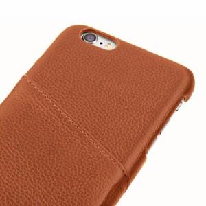 Highend berry iPhone6s / iPhone6 ケース 牛 本革 プレミアム イタリアン レザー ケース カードポケット付 アイフォンケー