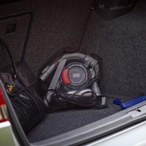 ブラック+デッカー(BLACK&DECKER) 車用掃除機ダストバスターフレキシーオート2PD1200AV-JP