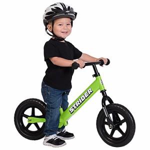 STRIDER(ストライダー) 12 クラシック バランスバイク18ヶ月から3歳に最適 グリーン [並行輸入品]