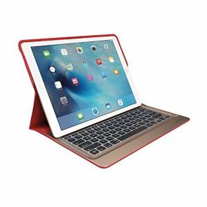 Logicool ロジクール CREATE iPad Pro キーボードケース Smart Connector (スマートコネクター) 搭載 バックライト付き IK1200RDA