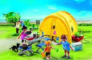 Playmobil Family Camping Trip(家族でキャンプ!!)(5435)