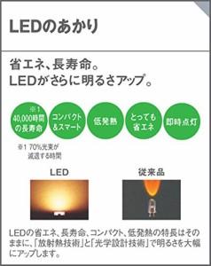 パナソニック(Panasonic) 洗面室向けLED小型シーリングライト(直付タイプ)昼白色 LSEW2004LE1