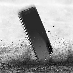 Patchworks iPhone X ケース Lumina Case クリア ( 耐衝撃 クリア にじみ防止 オンライン専用パケ ) アイフォン X ケース