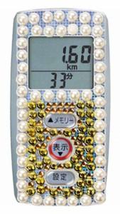 タニタ(TANITA) 3Dセンサー搭載歩数計 「ホスーK」 FB-720 ゴールド FB-720-ZT4