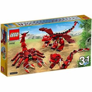 レゴ (LEGO) クリエイター ファイヤードラゴン 31032