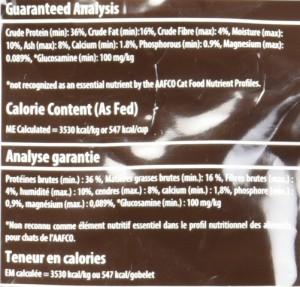 ファーストメイト キャットフード チキン ウィズ ブルーベリー 1.8 kg