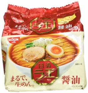 日清 ラ王 醤油 5食入