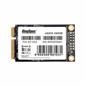 KingSpec 内蔵型 MLC 128GB mSATA MINI PCIe キャッシュ/Dram 搭載 mSATA SSD ハードディスク