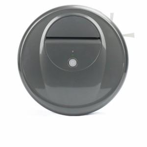 自動ロボット掃除機 EVERTOP 自動掃除機ロボット落下防止感知センサー 軽量薄型 ハンデイ設計 グレー