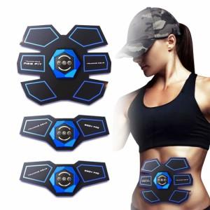腹筋ベルト EMS 腹筋トレーニング フィットネスマシン ダイエット 腹筋トレ お腹 腕 腹筋器具