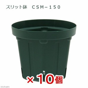スリット鉢 CSM−150 10個入り ガーデニング プランター