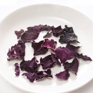 国産 紫キャベツ 30g うさぎ ハムスター 無添加 無着色 (ハムスター 餌)