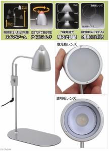 GENTOS 植物のための そだつライト LED