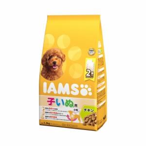 アイムス 12か月までの子いぬ用 チキン 小粒 1.2kg  正規品 IAMS ドッグフード(ドライフード)