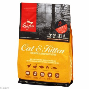 オリジン キャット&キトゥン 1.8kg 正規品 キャットフード