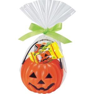 ハロウィン お菓子 パンプキン カップ・HS キャンディプチギフト/155038