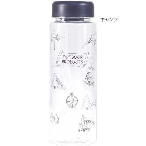 アウトドアプロダクツ クリアボトル(500ml) ボトル タンブラー