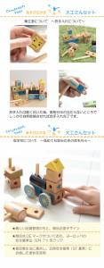 あそび広がるつみき(大工さんセット) 誕生日 出産祝い 木のおもちゃ WOODYPUDDY  [ウッディプッディ 木のおもちゃ 大工さんセット]