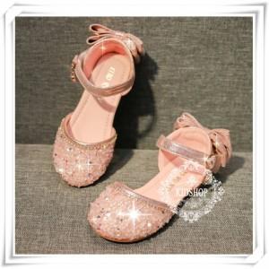 靴 子供 サンダル 靴 女の子 フォーマルシューズ キッズ ジュニア 16-24cm 結婚式