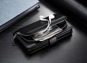 Samsung Galaxy S8   ケース 手帳型 レザー 衝撃吸収 ポーチ カード収納  おしゃれな ギャラクシーS8 手帳型レザーケース おすすめ おし