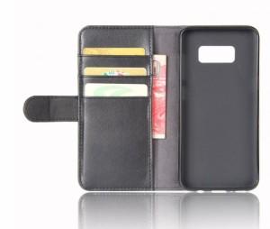 Samsung Galaxy S8 Plus GALAXY S8 +   ケース 手帳型 レザー 上質で高級PUレザー シンプル カード収納 おしゃれ ギャラクシーS8 プラス