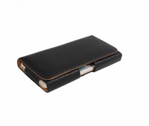 ASUS ZenFone Zoom S ZE553KL ケース レザー ホルスター ポーチ型 ベルトクリップ ゼンフォン ズーム S エイスース おすすめ おしゃれ