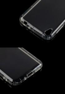 ASUS ZenFone Live ZB501KL クリア ケース TPU 耐衝撃 ゼンフォン ライブ 透明 ソフトカバー おすすめ おしゃれ アンドロイド スマホケ