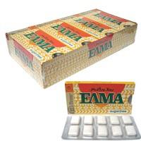 エルマガム(マスティックガム) 10粒x20箱 【送料無料/マスティック樹脂配合】