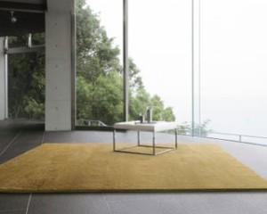 プラチナファーラグカーペット 四角形 200×250cm (ホットカーペット対応)ふわふわフェイクファー