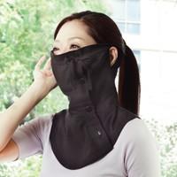 【UVフェイス&ネックガード】紫外線、UVカット、UV対策、紫外線対策、日焼け対策、UVカット、紫外線対策 グッズ、紫外線対策 服