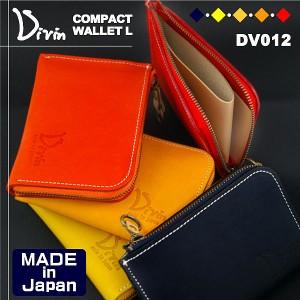 2c49c7ae452b Divin デュヴァン メンズ 財布 L型ウォレット グローブ用レザー使用【DV012】