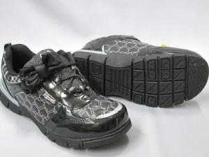 当日発送 可能【12%OFF】ジャネット869  カジュフォーマルシューズ<女子 子供靴>ブラック