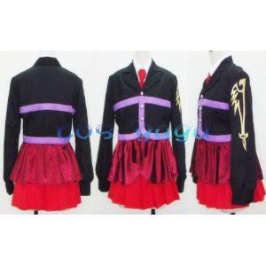 DK674 ◆ うみねこのなく頃に  右代宮 朱志香 風 コスプレ衣装 新品 完全オーダメイドも対応可能