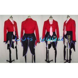 DK652 ◆ うみねこのなく頃  煉獄の七姉妹 風 ★コスプレ衣装 新品 完全オーダメイドも対応可能
