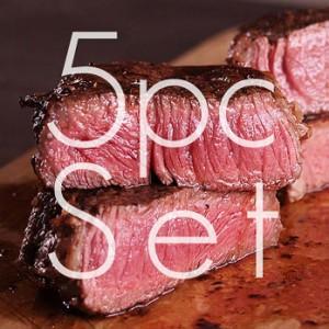 """""""【20%OFF】(新サイズ)アメリカ産牛肉サーロインステーキ350g×5枚セット(スパイスのおまけ付き)"""""""