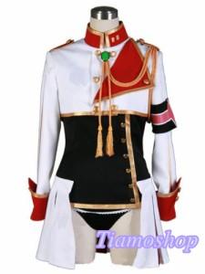 うみねこのなく頃に シエスタ   シエスタ姉妹 風 ★コスプレ衣装  完全オーダメイドも対応可能 * K3383