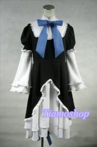 うみねこのなく頃に 魔女  ベルンカステル 風 ★コスプレ衣装  完全オーダメイドも対応可能 * K3385