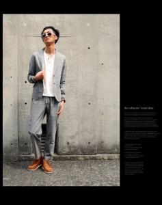 日本製 ウィンドペンチェック リブ袖 2B テーラードジャケット メンズ おしゃれ カジュアル ss 春 夏 春夏 ジャケット グレー ネイビー