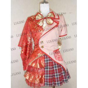 ももいろクローバー ももクロ 怪盗少女 百田夏菜子 コスチューム、コスプレ コスプレ衣装 完全