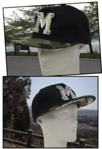 すぐ使えるクーポン 送料無料 沖縄、北海道、離島は除く 特価1000円 クリアプレートM ブラック ベースボールキャップ サイズ調節可能