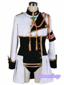 うみねこのなく頃に シエスタ   シエスタ姉妹 風 ★コスプレ衣装  完全オーダメイドも対応可能 * K3382