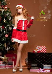 7d4029218870e  訳あり特価 サンタ コスプレ サンタコス コスチューム 衣装 セクシー ワンピ クリスマス 2018 サンタクロース 黒 緑 赤