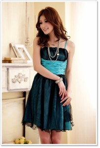 314f1595eb992 春新作 大きいサイズ 新作☆パーティー 結婚式 二次会 お呼ばれ ダブル チュール ドレス 予約  YL YL-LSFS-J3405