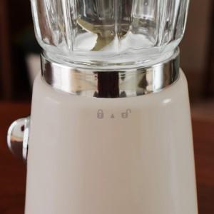 ◆送料無料◆ミキサー コンパクトガラスブレンダー IOE006 耐熱 氷 グリーンスムージー BRUNO ブルーノ
