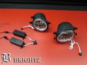 BRIGHTZ カローラフィールダー 141 142 144 CCFL付フォグライト CCFL Eタイプ FOG−H−023  FOG−H−024