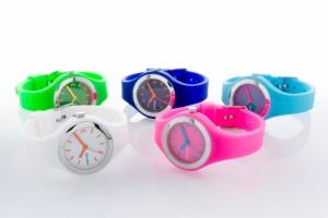 腕時計 レディース キッズ シリコン かわいい 軽量 防水 INTIMES インタイムス