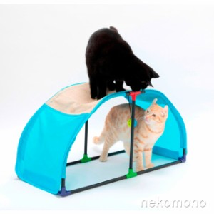【猫】【爪とぎ】【キャットタワー】スクラッチ&クライムの画像