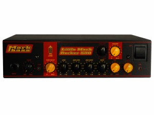Mark bass/ヘッドアンプ Little Mark Rocker 500(MAK-LMR500)【マークベース】