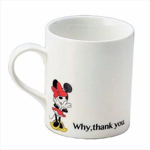 ◆ミッキー&ミニー マグカップ2個セット/ラブメッセージ可愛い 食器 ギフトマグカップ おしゃれ コップ ペアー(P23)